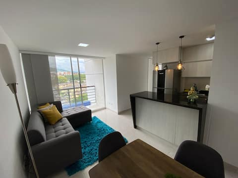 Apartamento Piso 9 - Sector Villa Olimpica