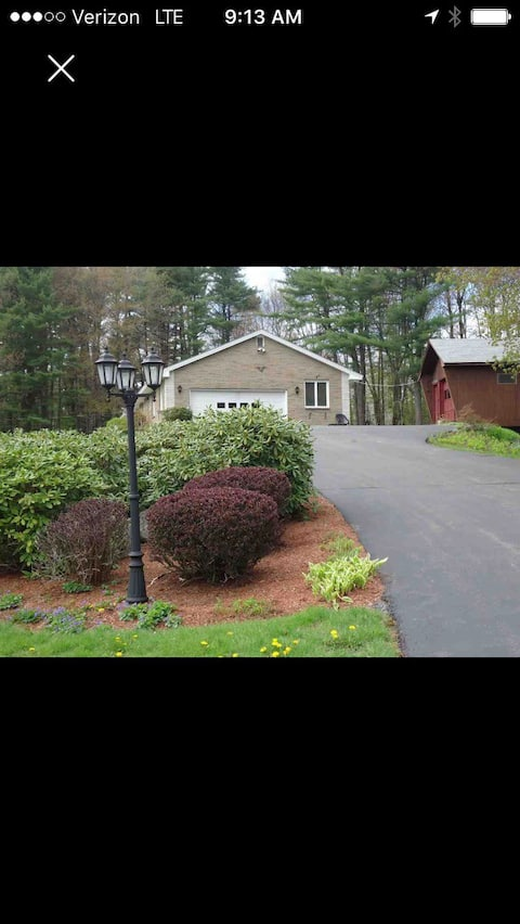 Beautifully Updated Perfect Lake's Region Location