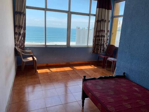 Lovely sea view 2-bedroom guest house (apartment)