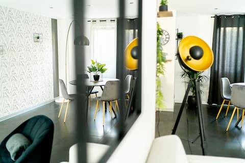 La Villetta G_appartement de Standing à Blotzheim