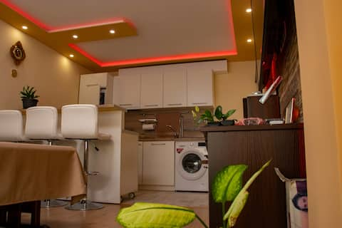 Newly renovated 2 bedroom apartment in Sofia