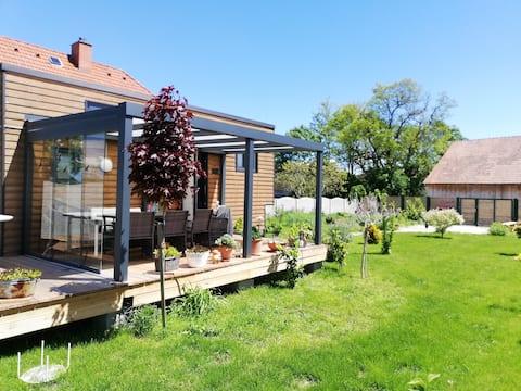 Idyllisches Tiny House mit Garten 30 Min von Wien