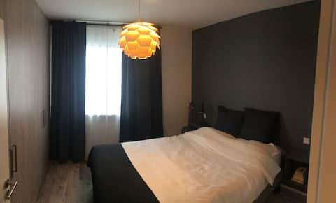 Modern and cozy 1 bedroom apartment in Reykjavík