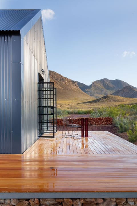 Poortjies - Eco Off-grid Luxury Cottage on the R62