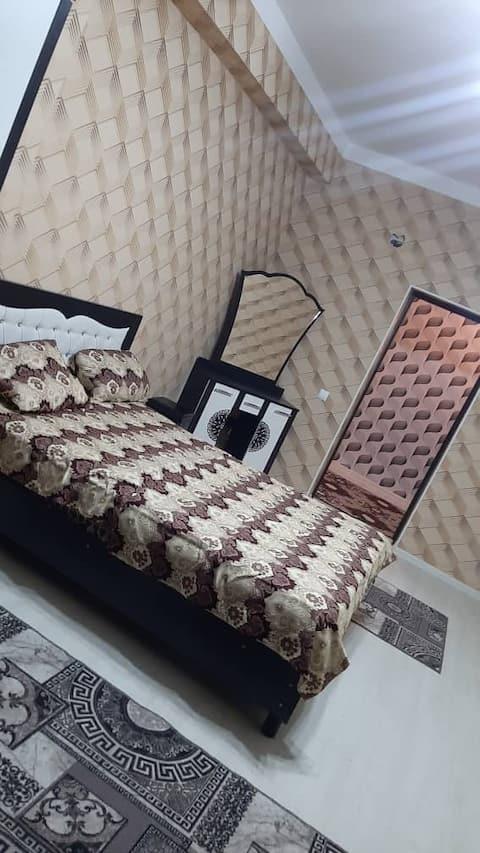 Чистая квартира со всеми удобствами 19микр