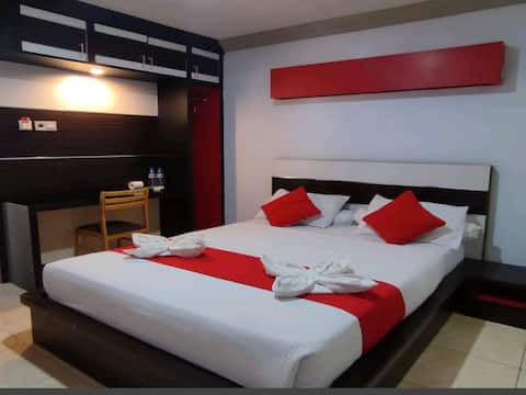 Exquisite Room at Rooms near Jembatan Megawati