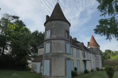 Château de La Louptière Thénard