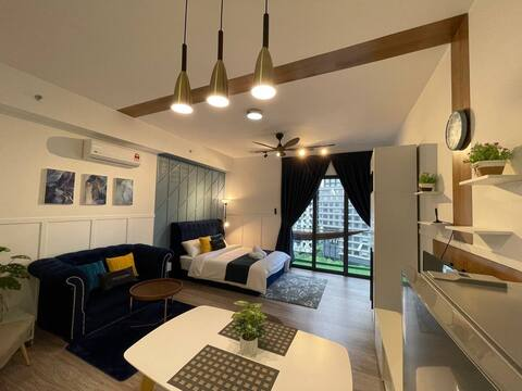 Modern Cozy Studio in SouthLink by SUIS Homes