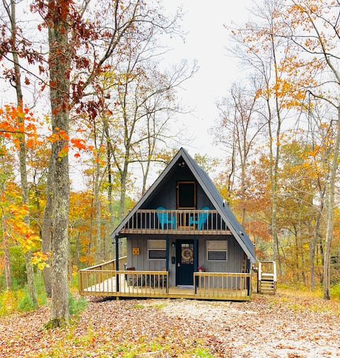 Secluded Cave Run Red River Gorge Cabin