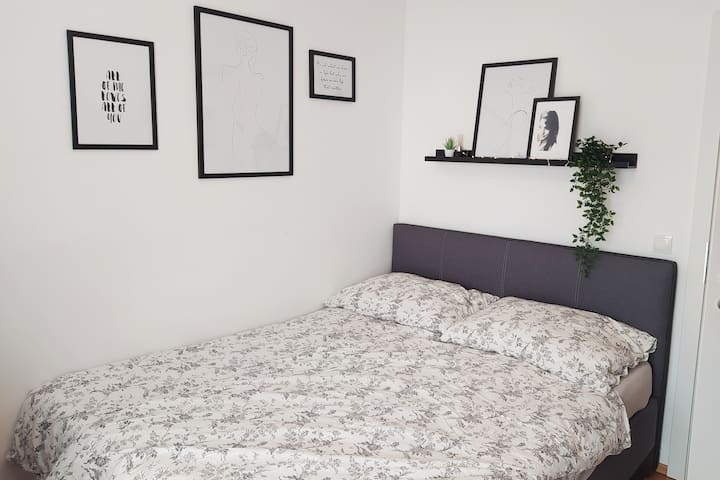 Boxspring Bett 160x200 cm