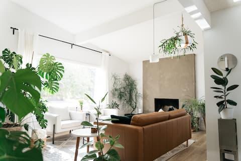 Bright & Trendy Plant Bungalow
