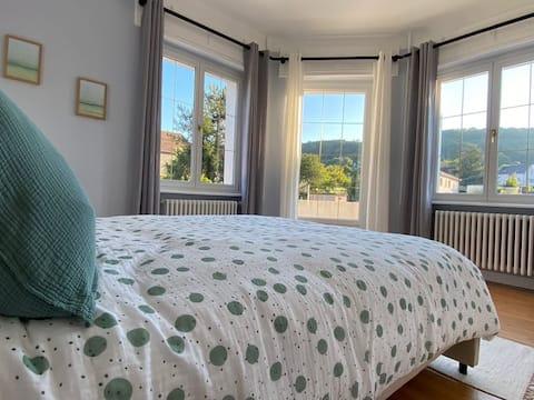 Superbe appartement de 55m2 à 15 min de Luxembourg