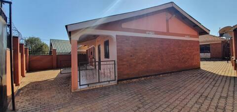 3-Bedroom residential house in secure neighborhood