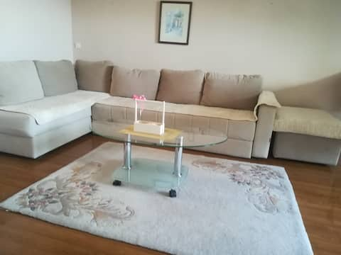 Apartment with beautiful view in Skopje