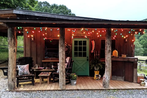 The Bunkhouse In the mountains under the stars
