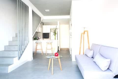 ★★★★★Brand New luxury Balcony Duplex in Palermo