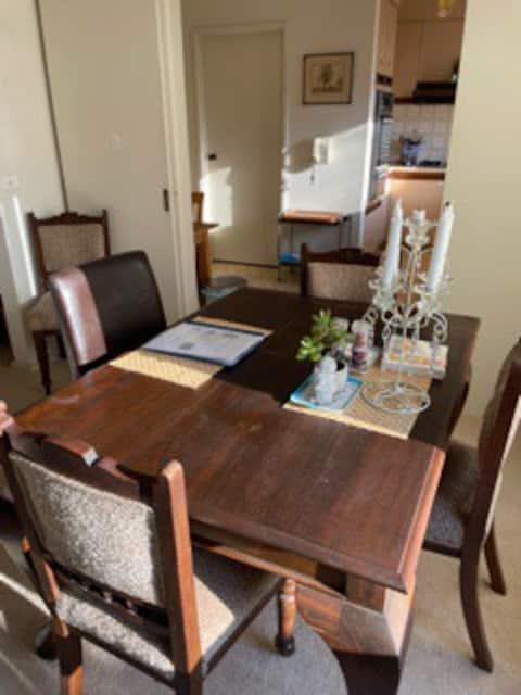 Affordable lockdown friendly, fully furnished Unit