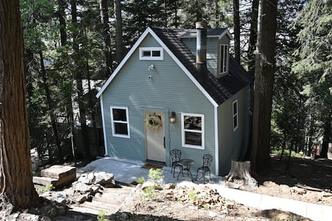 Beary Romantic Cabin in the Woods w/hot tub!!!