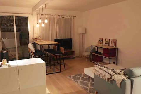 Charming apartment in the heart of Marseille w/AC
