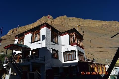 Norbukhang homeStay Kaza, Spiti - a Spitian home