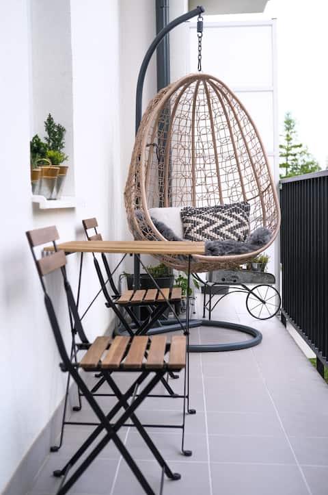 Family apartments vila Vlasta - Industrial studio