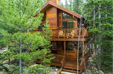 ¡Nuevo! Glacier Ridge Retreat en St Mary 's