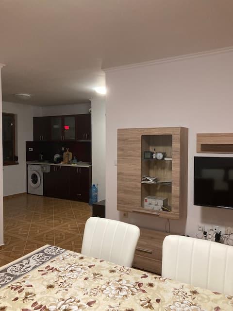 2-bedroom seaside apartment in closed complex
