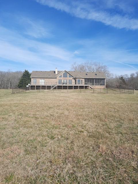10th Generation Family Farm house