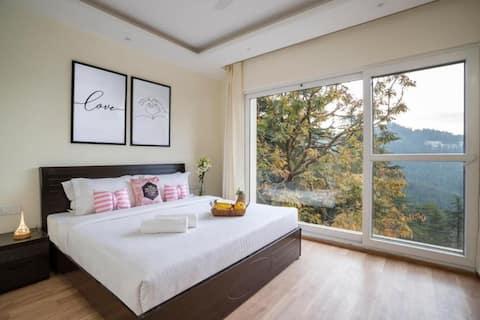 Luxury Room, Balcony Mountain View, Free Parking