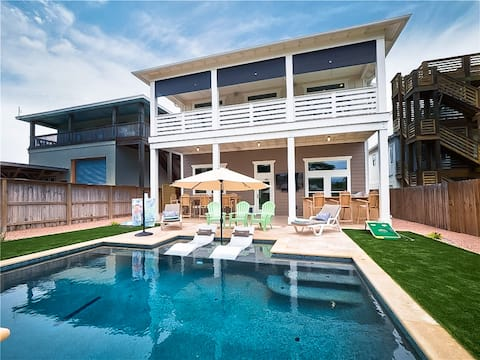 *New*Luxury Villa~FREE Golf Cart~Private Pool