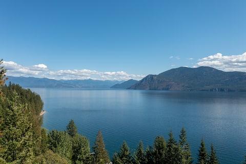 ❋Tiny Home Paradise Stay w/ Lake & Mountain Views❋