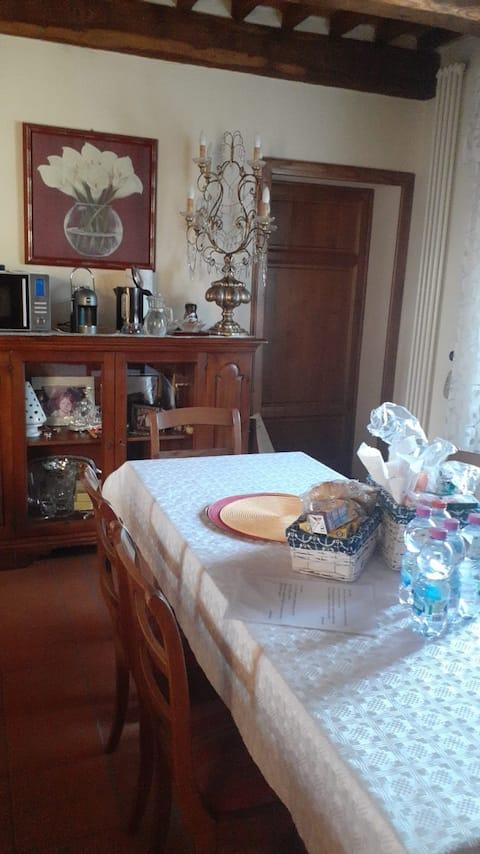 La stanza di Alessandro