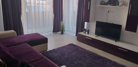 Apartament nou complet utilat si mobilat