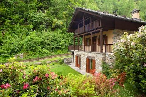 Chalet Home Sweet Home - Valsesia