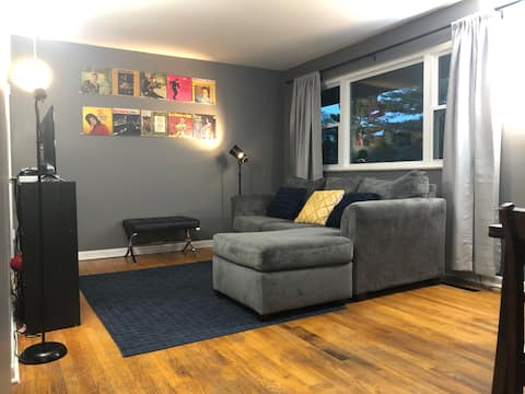Newly Renovated Duplex in Downtown Worthington