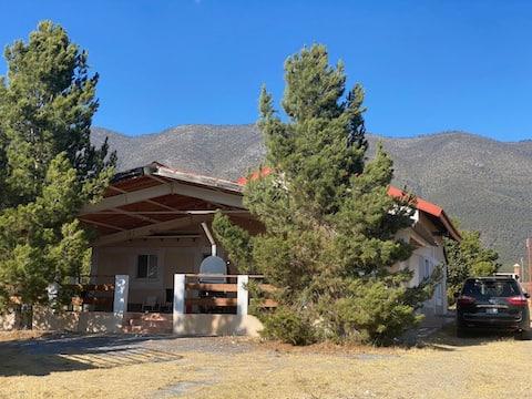 Casa de campos dentro de la Huerta Los Altos