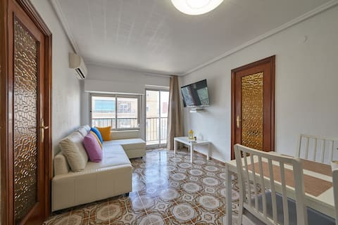 Comfortable apartment for families