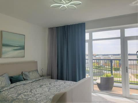 Luxury En-Suite Room with Private Balcony