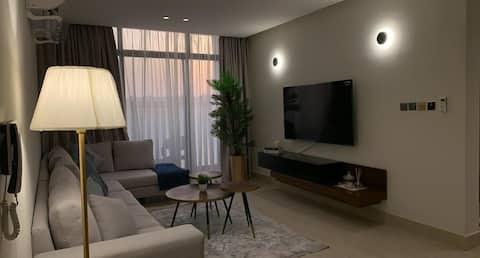 Modern Apartment Self Check-in شقة مودرن دخول ذاتي
