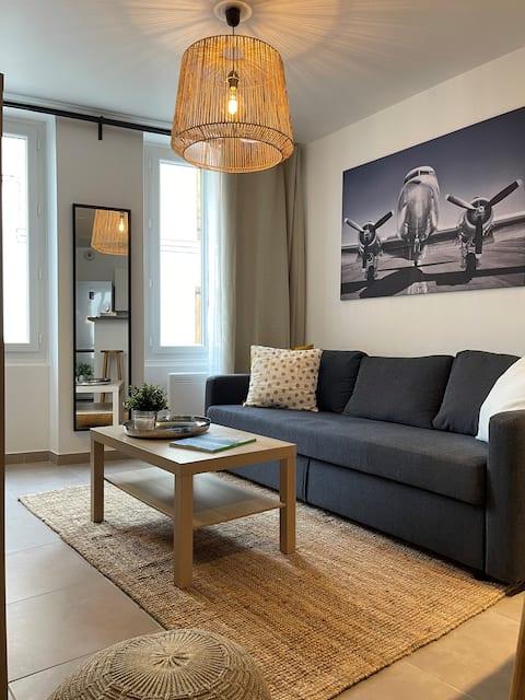 Appartement T2 La Ferté Gaucher à 200m du centre