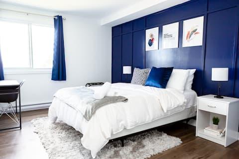 Cozy Lovely Entire Apartment Near Downtown Ottawa