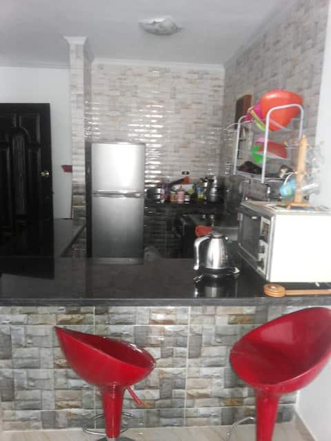Elegant Flat minimum month Rent at Bianki Agamy
