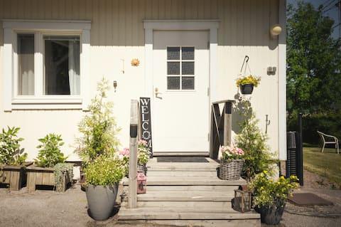 Eco Art Residency  in Porvoo, Finnland