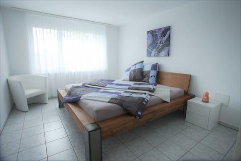 Wohlfühlwohnung mit Sonnenfaktor & Schlossblick