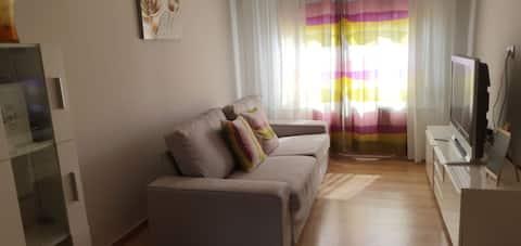 Apartamento en Ventanielles Oviedo- WIFI