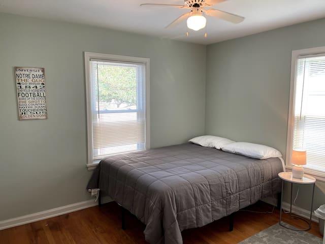Bedroom #1.