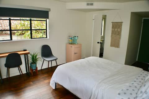 Contemporary 1 Bed / 1 Bath with Separate Entrance