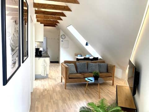 Lækker lejlighed i Vejle Midtpunkt på 85 m2