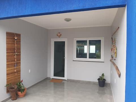 Casa nova e confortável na Ilha da Ajuda