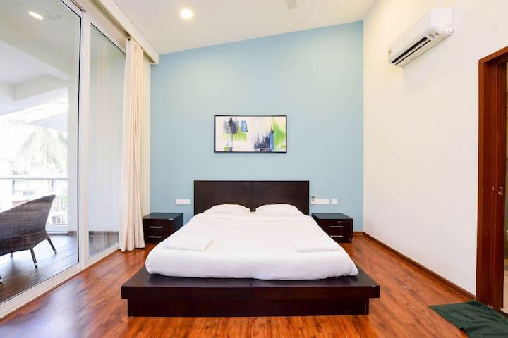 1st Apartment - Bedroom 1